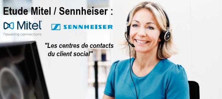 Les centres de contacts du client social
