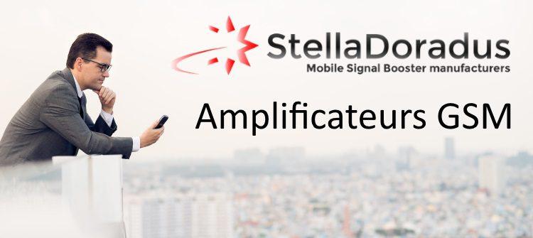 les amplificateurs gsm StellaDoradus