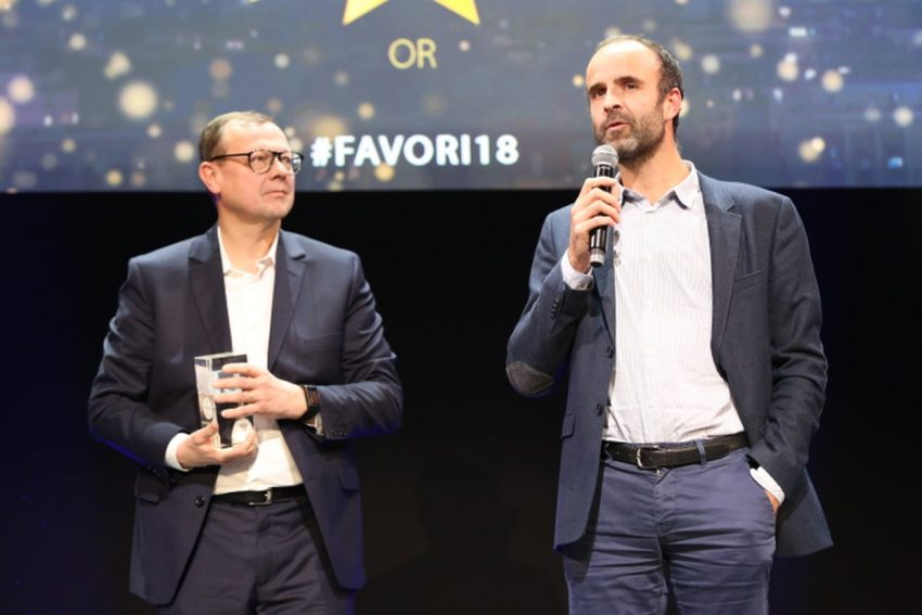 Onedirect, Favor'i édition 2018