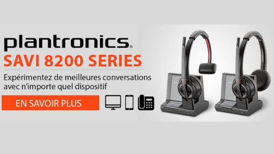 plantronics savi 8200 séries