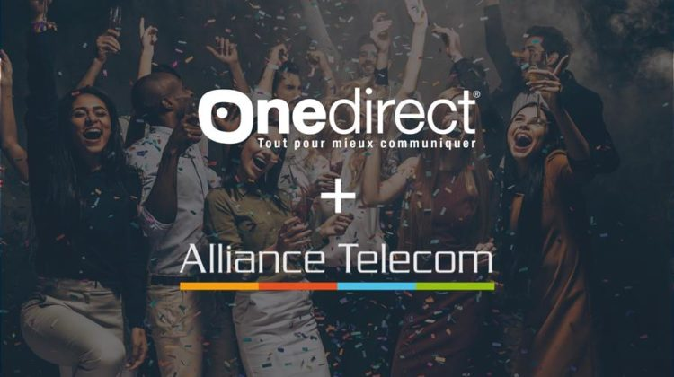 Fusion Onedirect et Alliance Telecom