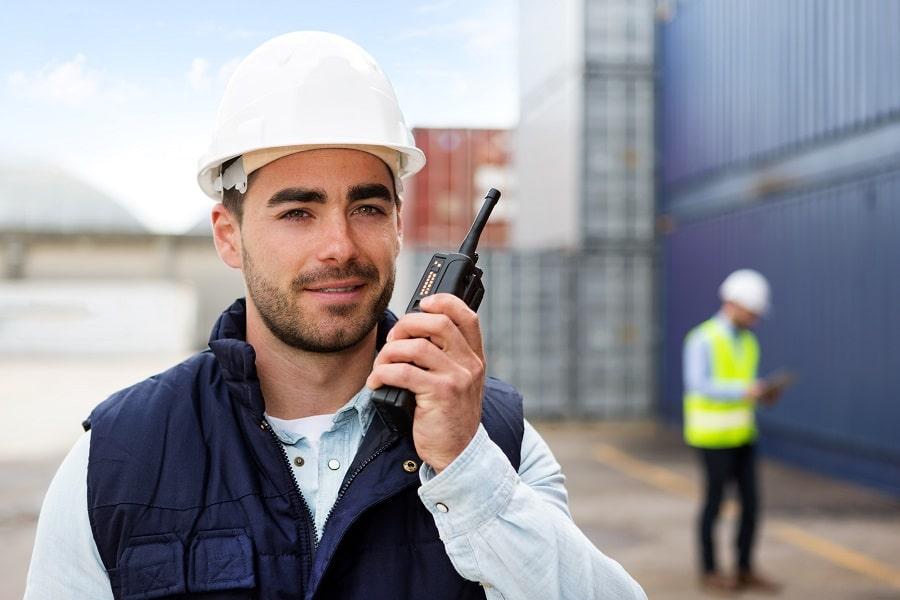 Talkies walkies avec licence