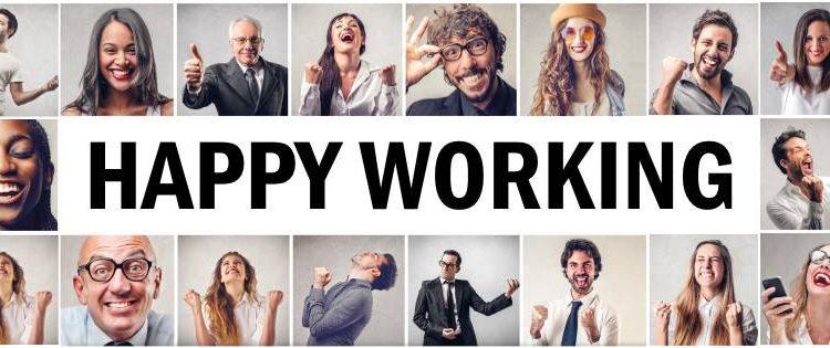 Happy Working